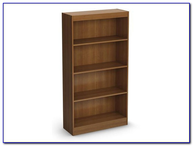 5 Shelf Bookcase Cherry Finish