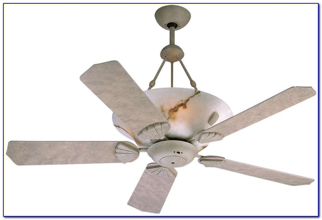Airplane Propeller Ceiling Fan With Light