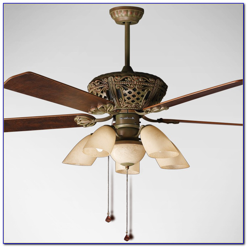 Antique Looking Ceiling Fans With Lights