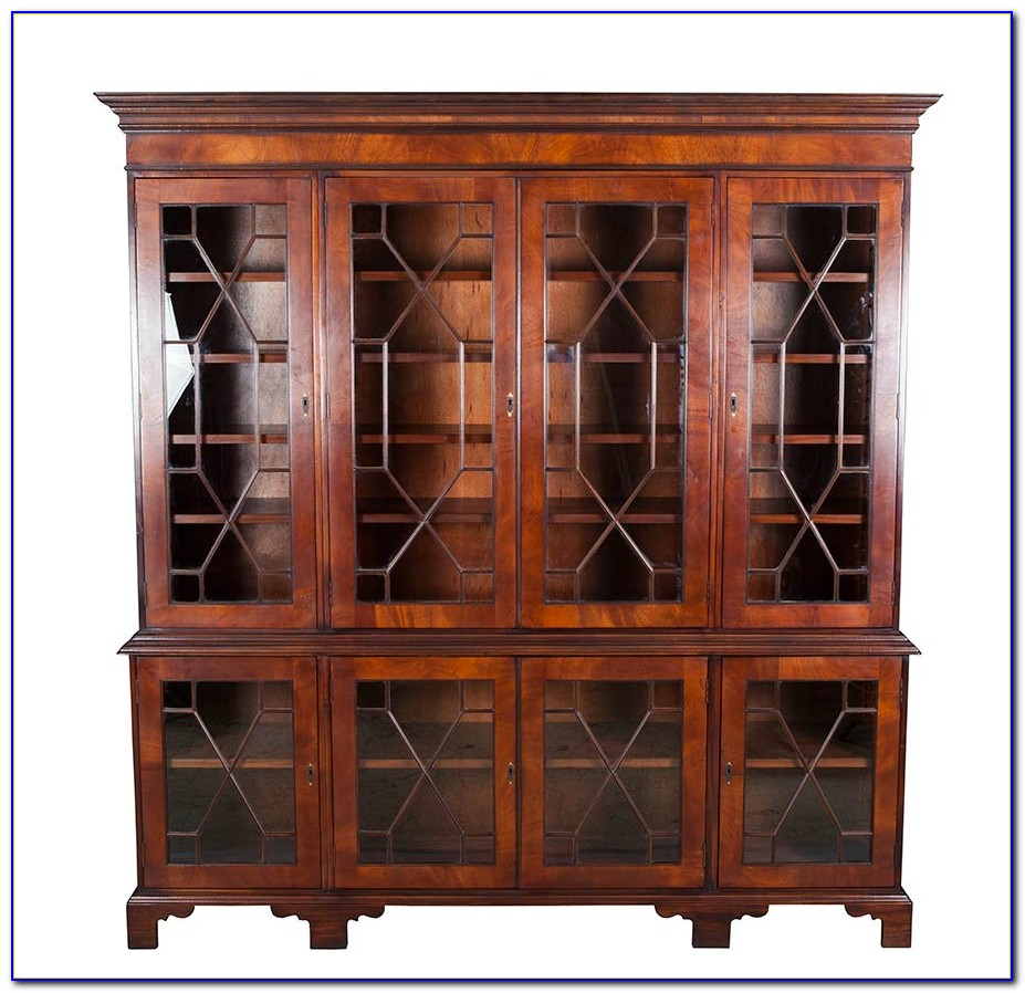Antique Style Bookcase