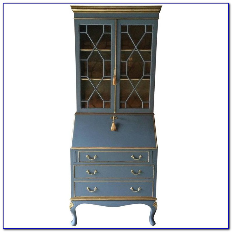 Antique Style Bookcases
