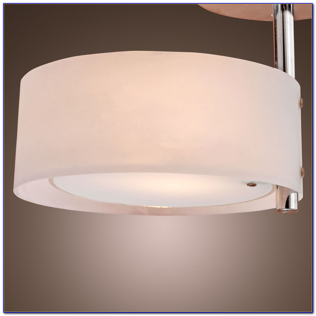 Bathroom Flush Ceiling Light Fixtures
