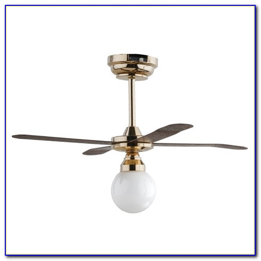 Battery Operated Ceiling Fan With Light