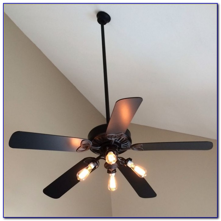 Belt Driven Ceiling Fan Kit