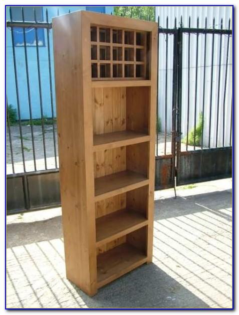 Billy Bookcase Wine Rack