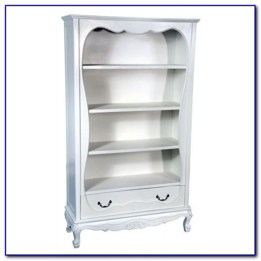 Book Shelf Antique White