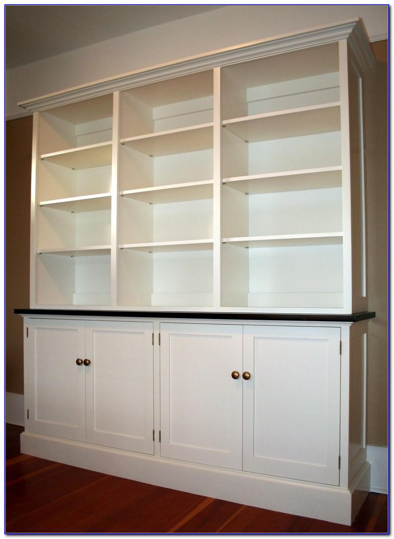 Bookcase And File Cabinet Combination