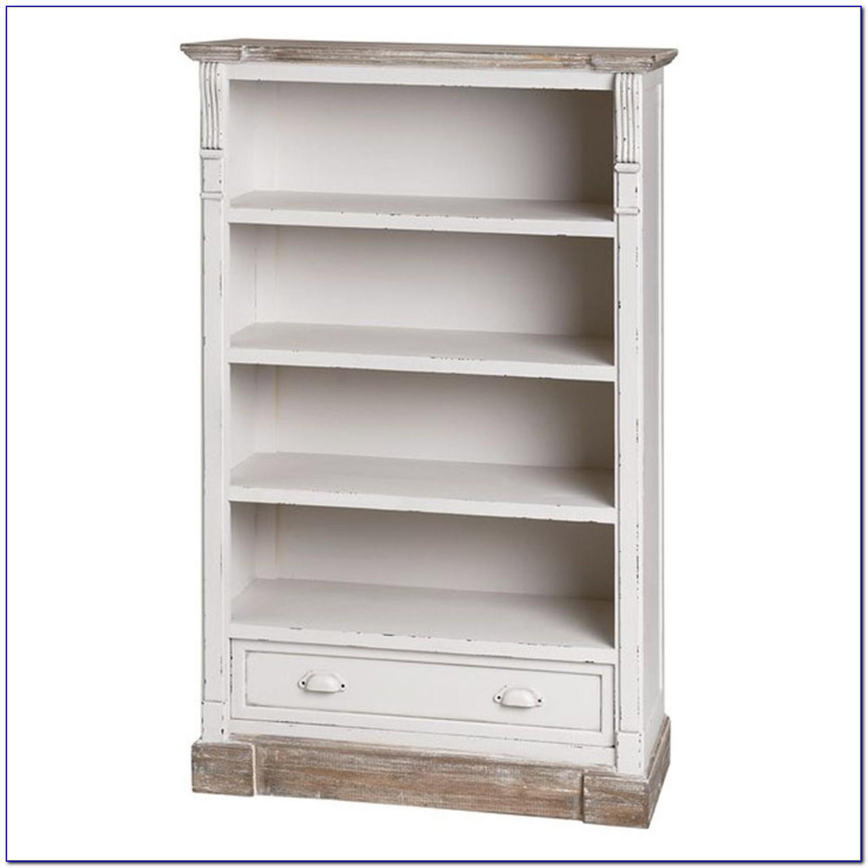 Bookcase Antique White