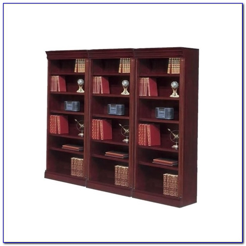 Bookcase Cherry Finish