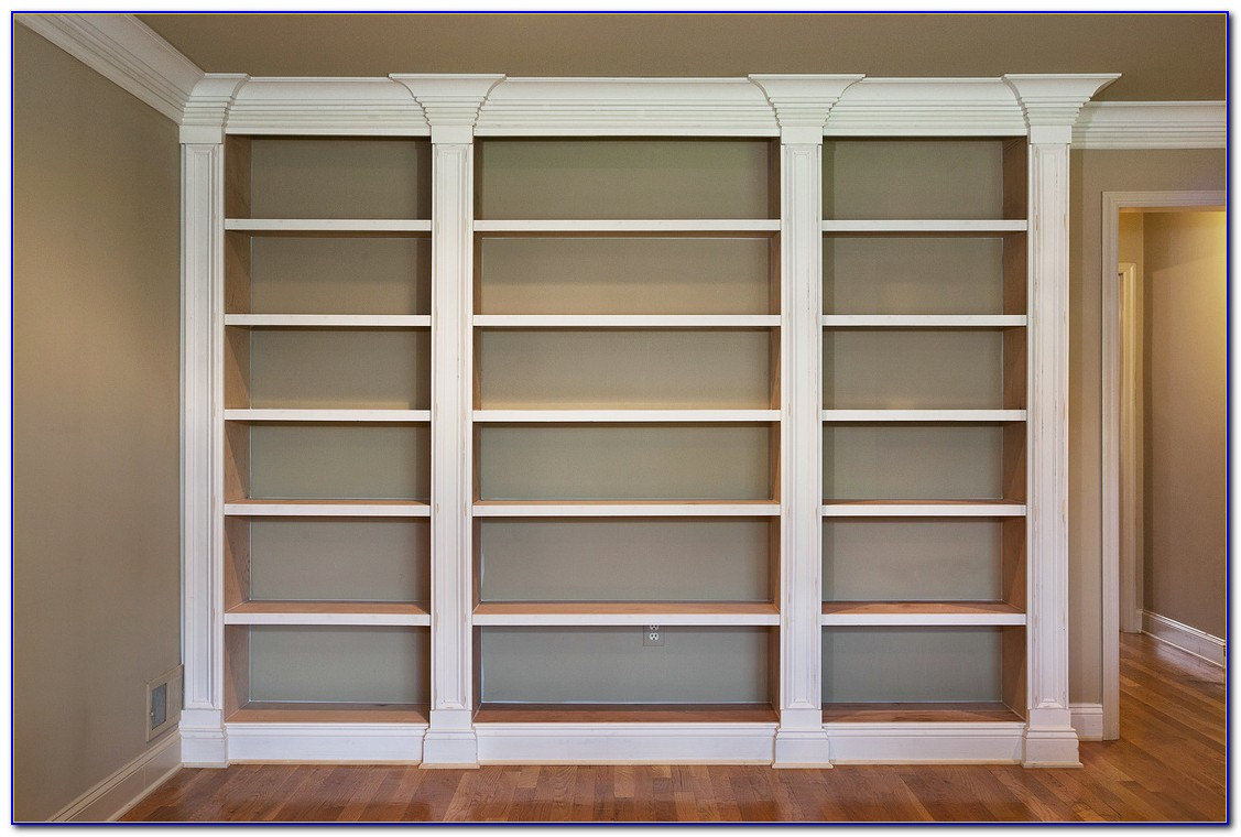 Bookcase Crown Moulding