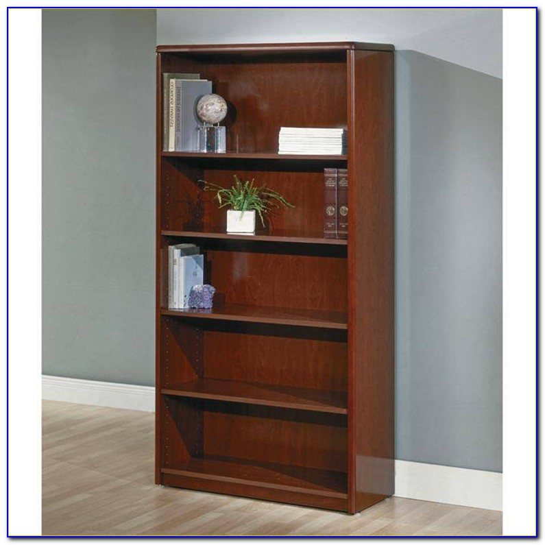 Bookcase Dark Wood
