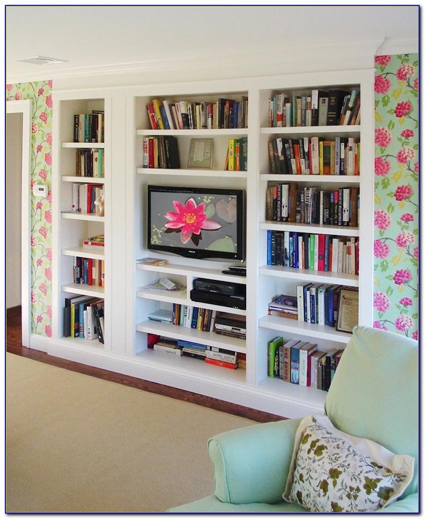 Bookcase Designs Ideas