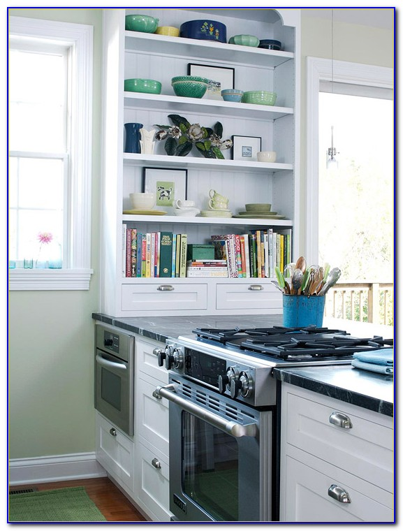 Bookcase For Kitchen Storage