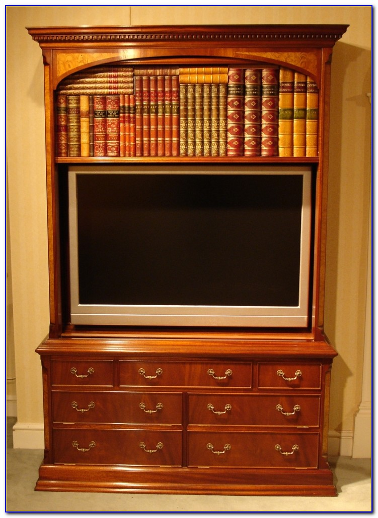 Bookcase Tv Cabinet