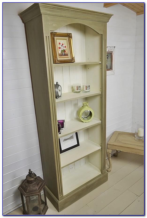 Bookcase Vintage Shabby Chic