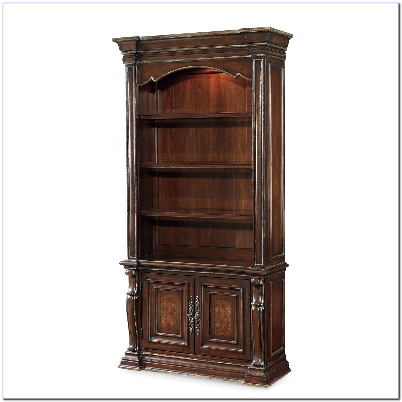 Bookcases Dark Wood