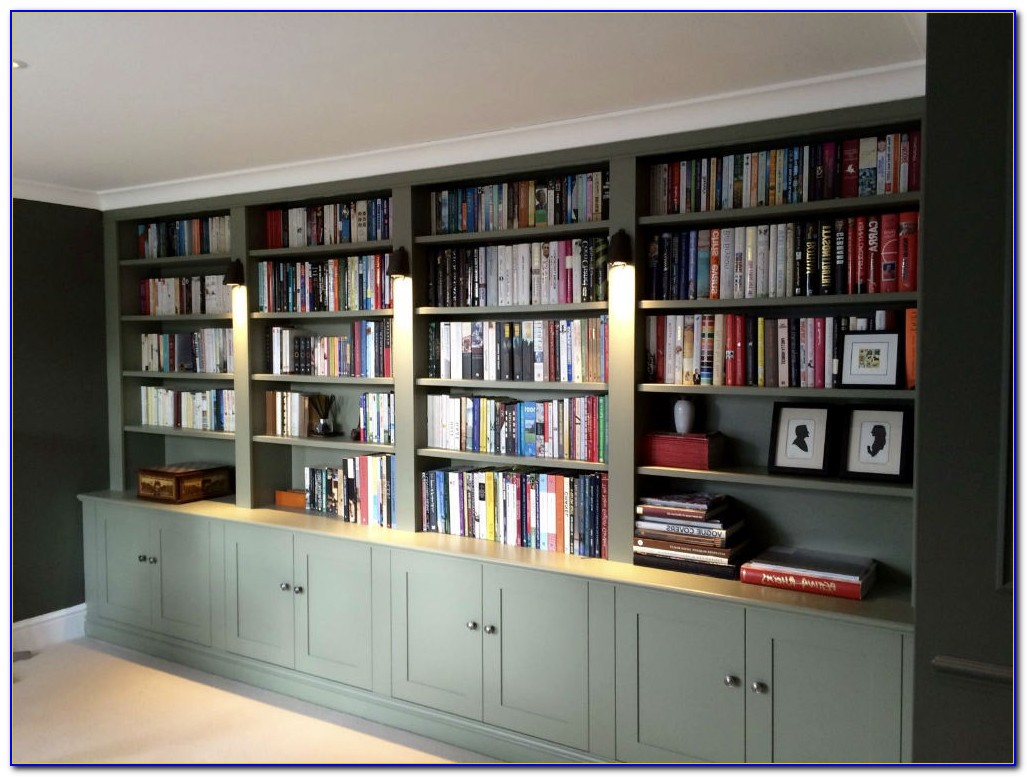 Bookcases Made To Measure Uk