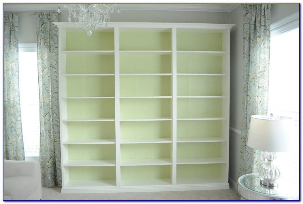 Bookshelf Crown Molding