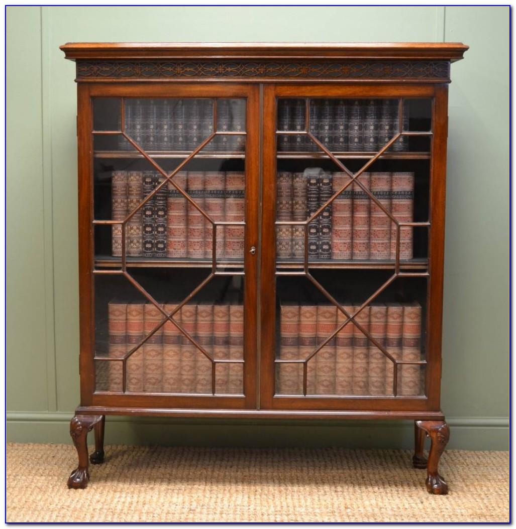Bookshelf Display Cabinet