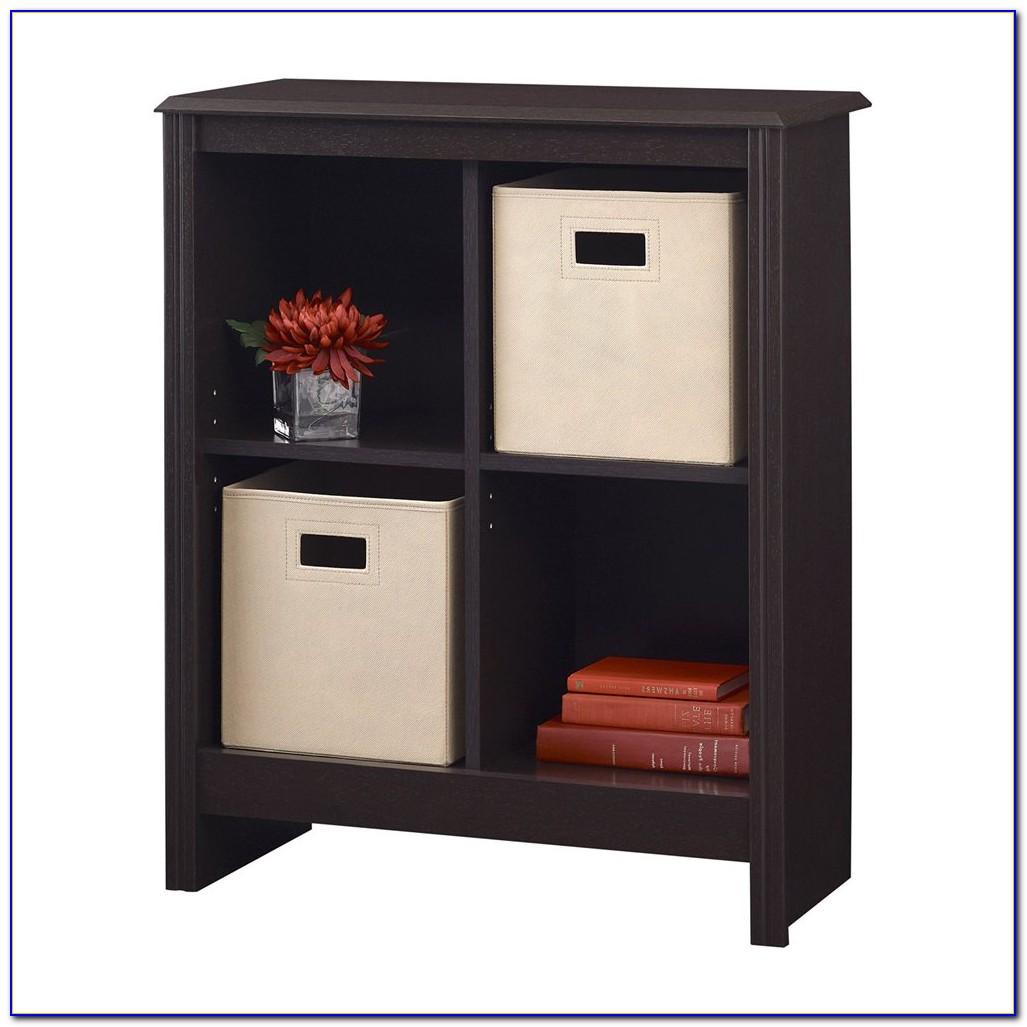 Bookshelf Storage Bins