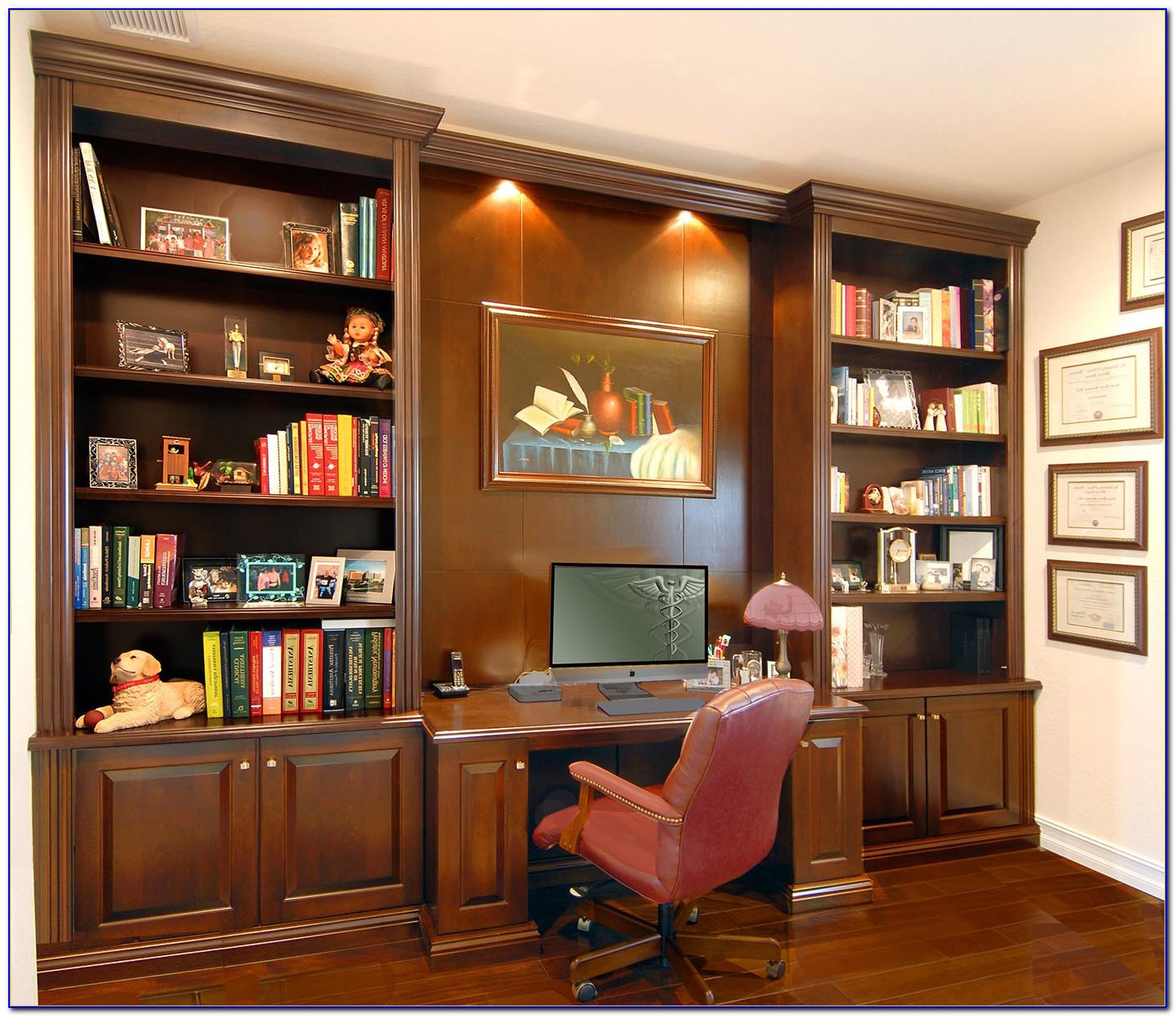 Build Bookcase Between Wall Studs