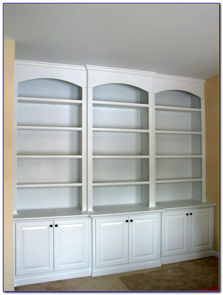 Build In Bookcases