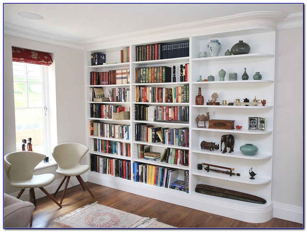 Built In Bookcase Designs Modern