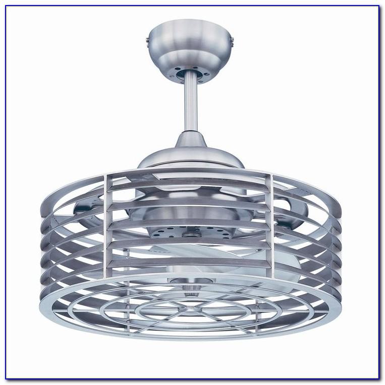 Caged Ceiling Fan Light Kit