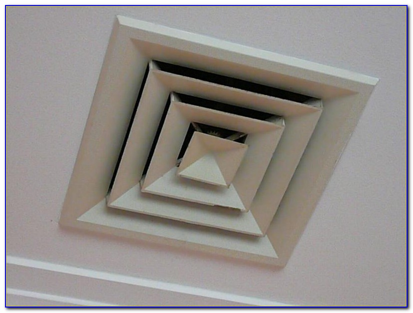 Ceiling Air Conditioning Vent Covers
