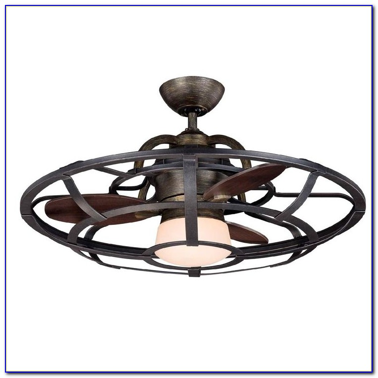 Ceiling Fan With Cage India