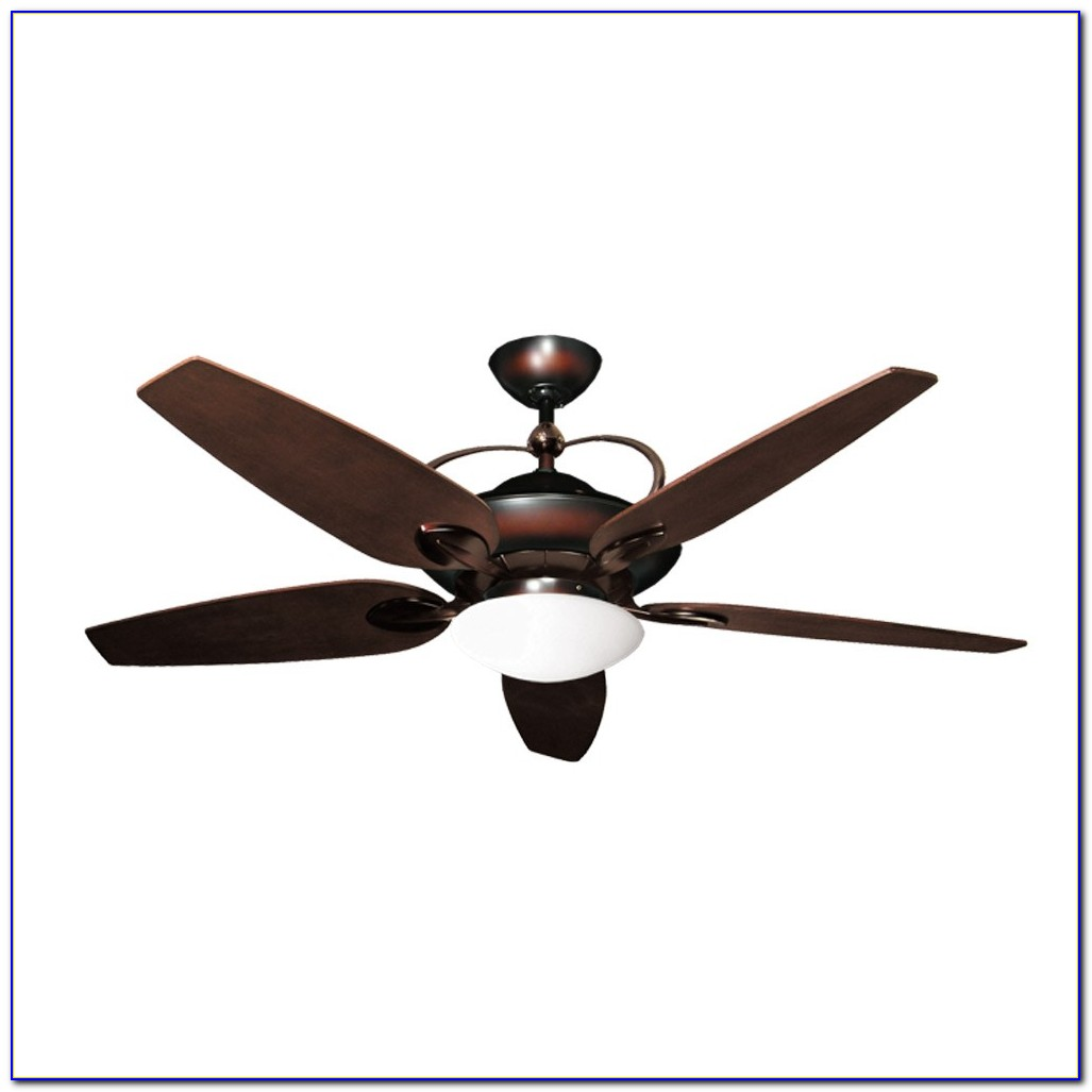 Ceiling Fan With Uplight And Downlight And Remote
