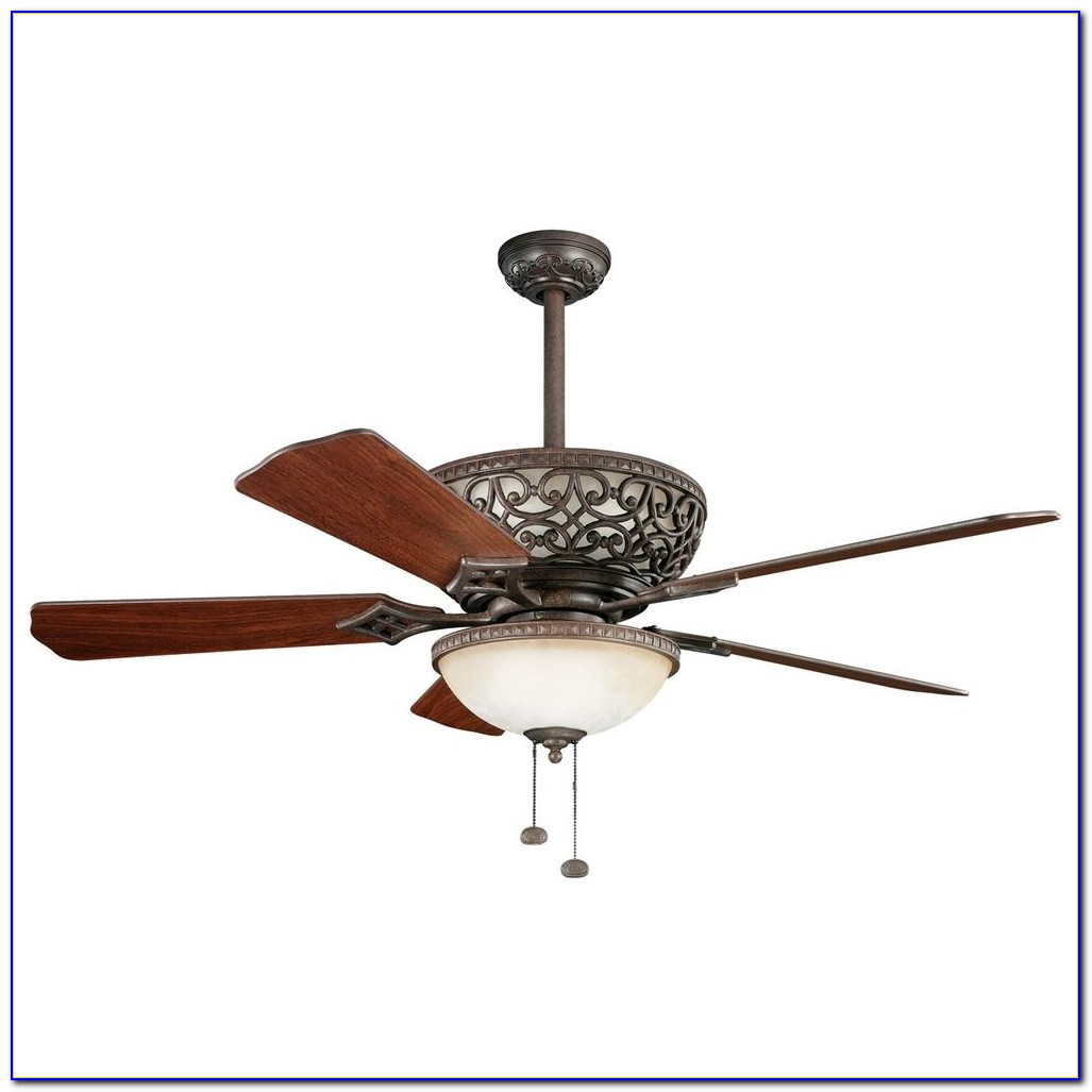 Ceiling Fan With Uplight Only