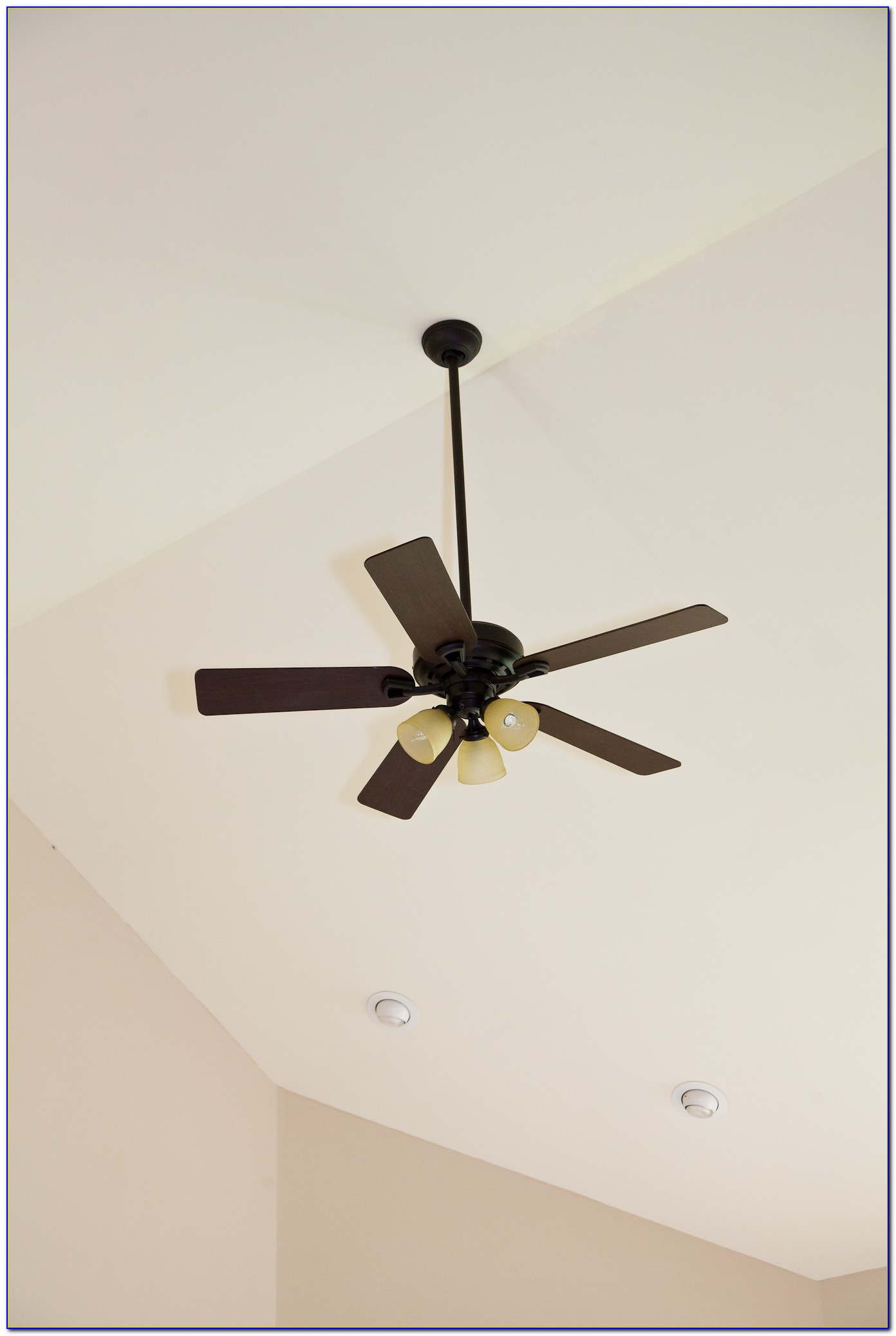 Ceiling Fans For High Vaulted Ceilings