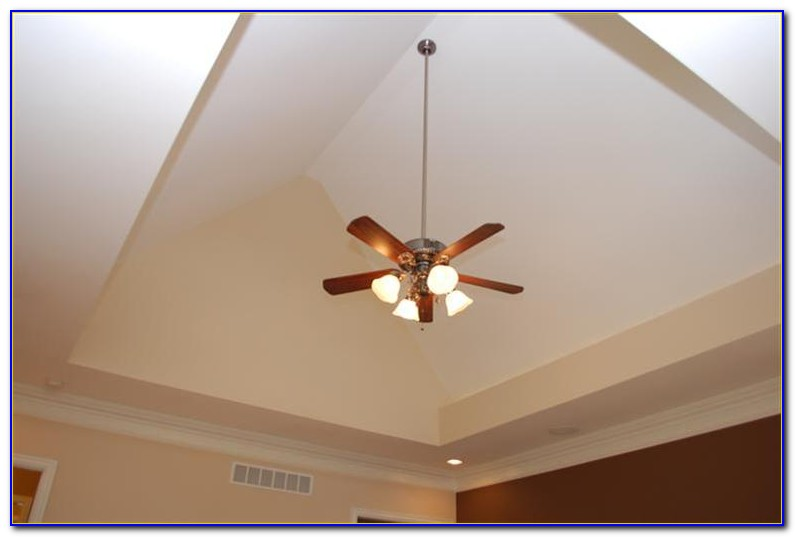 Ceiling Fans For Pitched Ceilings