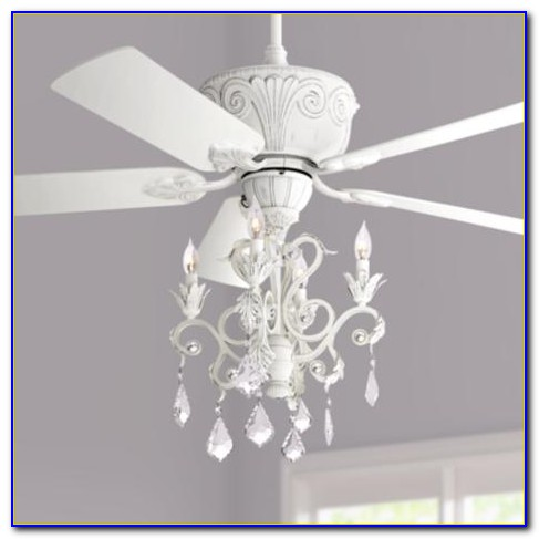 Ceiling Fans With Chandelier Light Kits