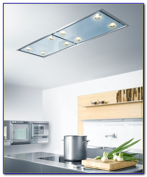 Ceiling Flush Mount Vent Hood