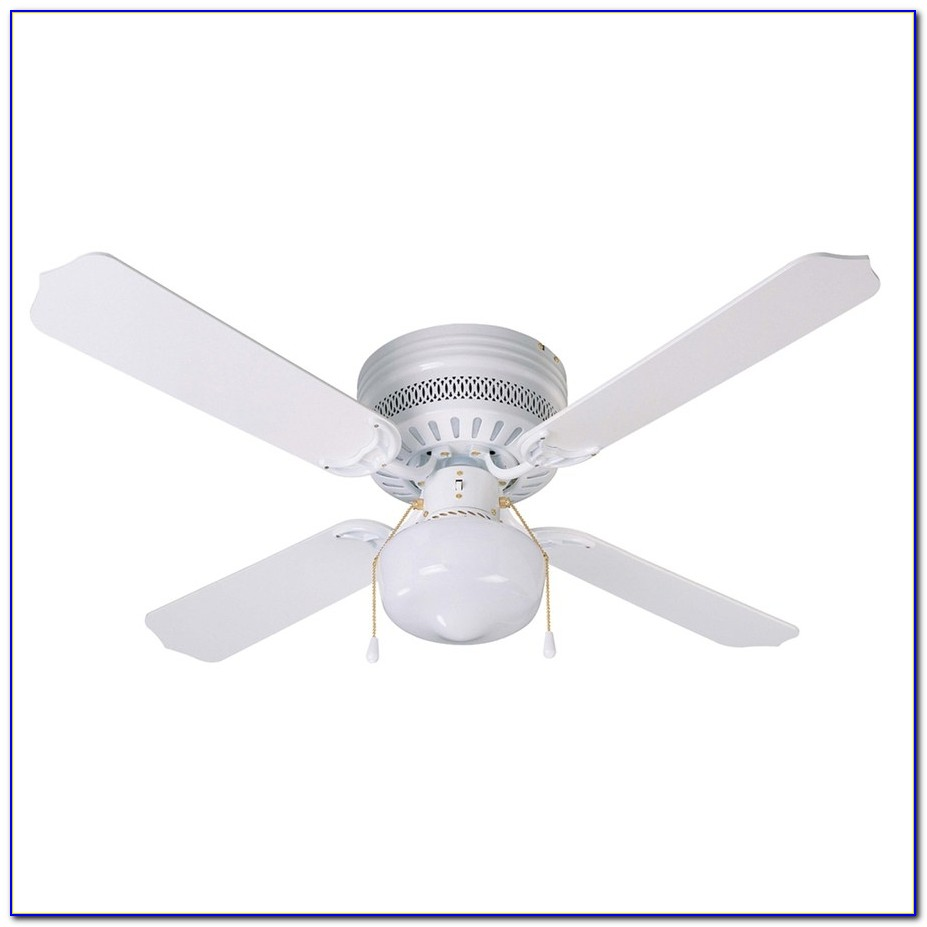 Ceiling Hugger Fans With Lights And Remote