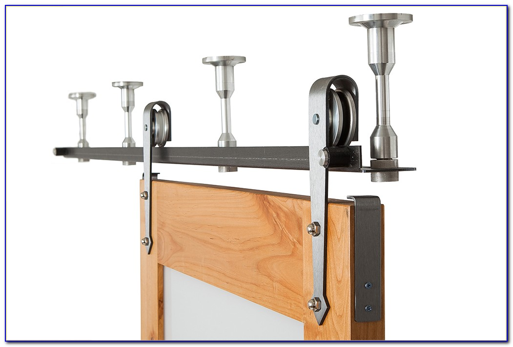 Ceiling Mount Barn Door Hardware