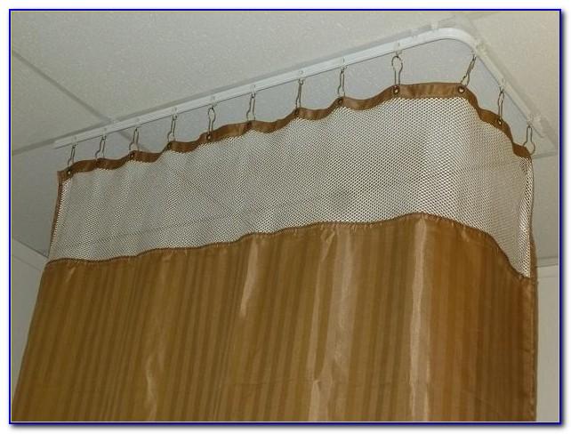 Ceiling Mount Curtain Track Ikea