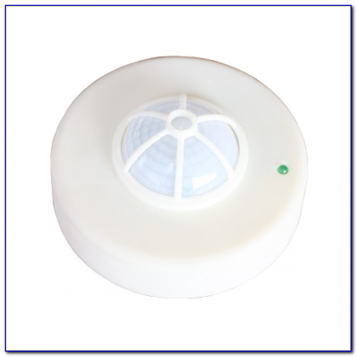 Ceiling Mount Occupancy Sensor Range