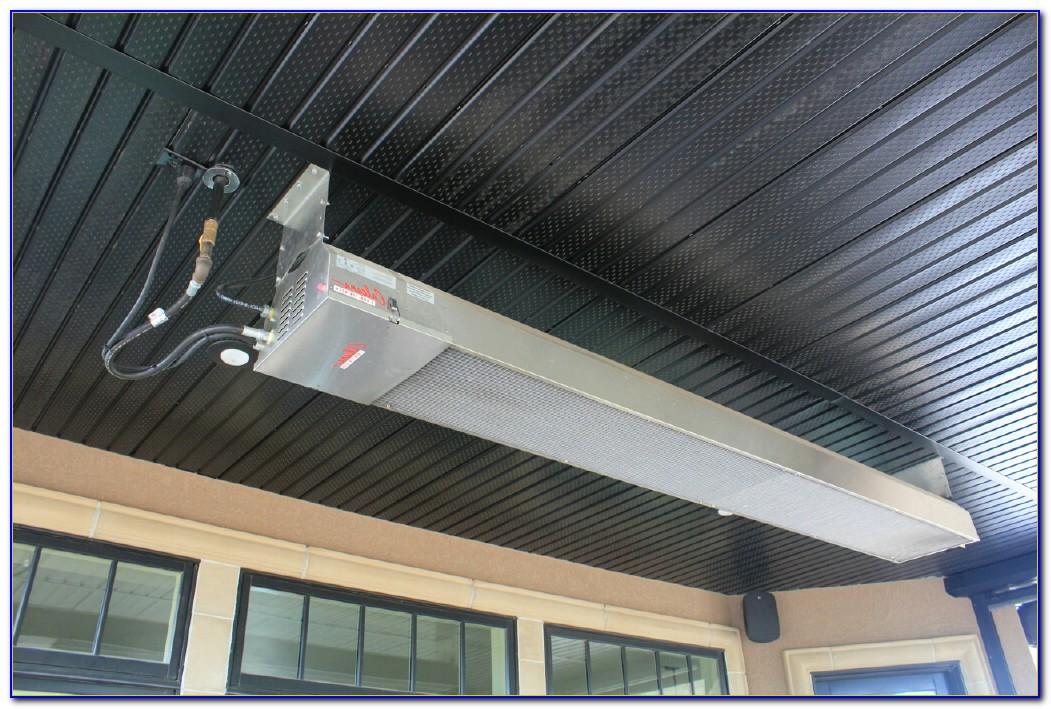 Ceiling Mounted Electric Space Heaters