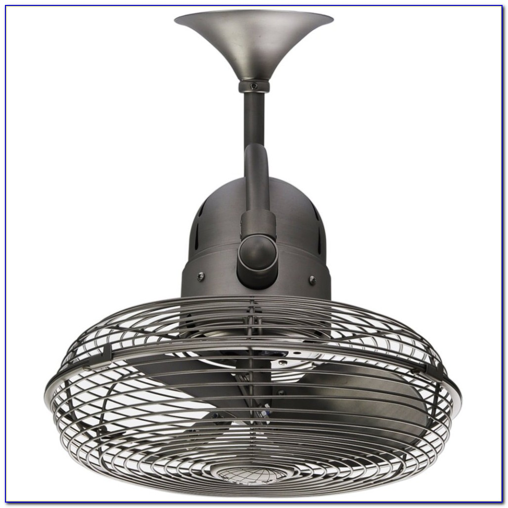 Ceiling Mounted Oscillating Fan