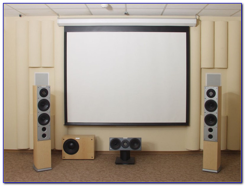 Ceiling Mounted Projector Screens Uk
