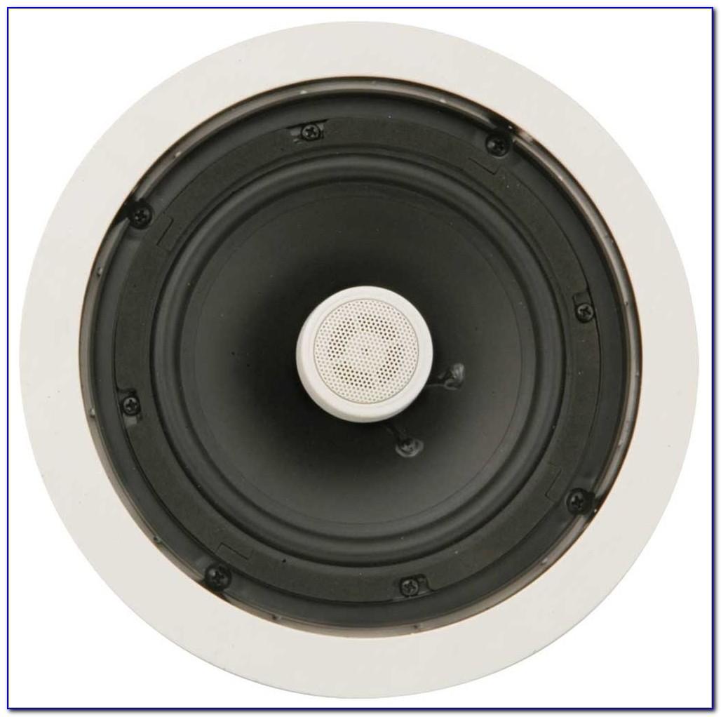Ceiling Surround Sound Speakers Installation