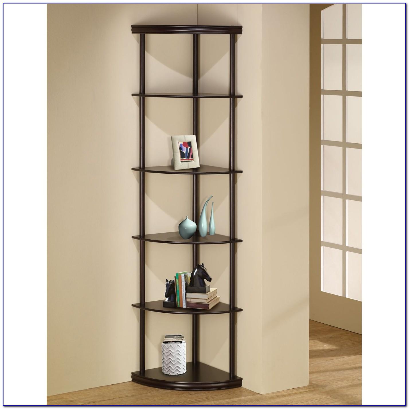 Coaster Corner Bookcase