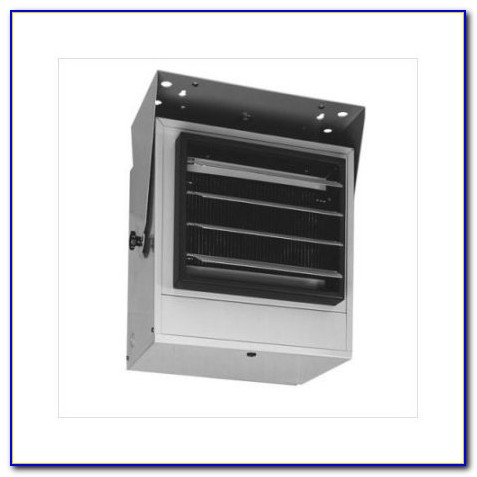 Commercial Ceiling Mounted Electric Heaters