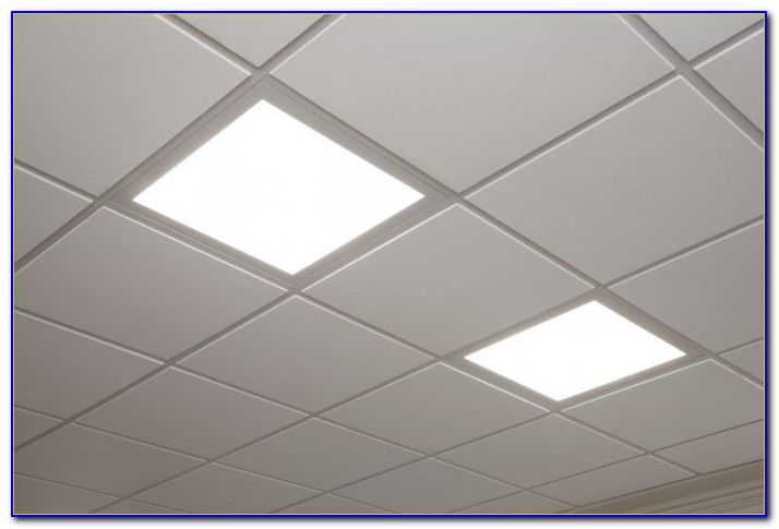 Commercial Drop Ceiling Light Panels