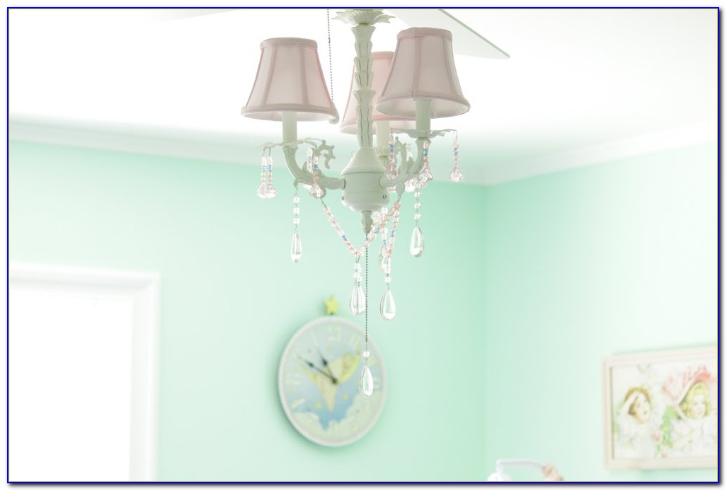 Contemporary Ceiling Fans With Chandelier