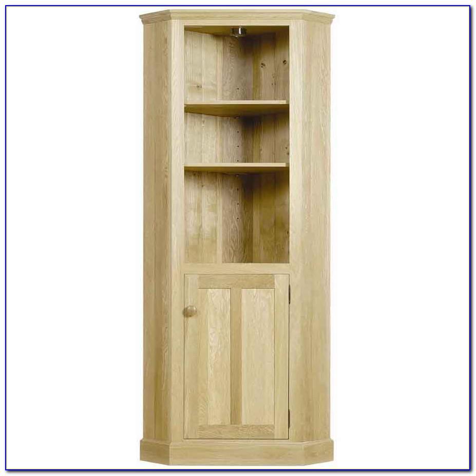 Corner Bookcase Units