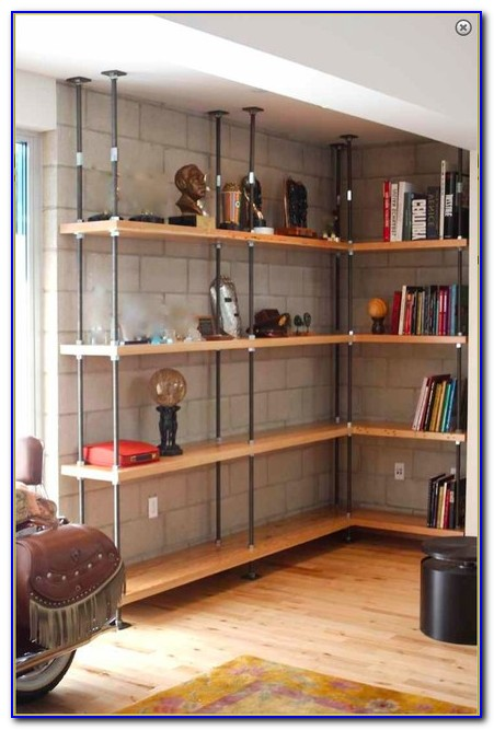 Custom Bookcases Los Angeles